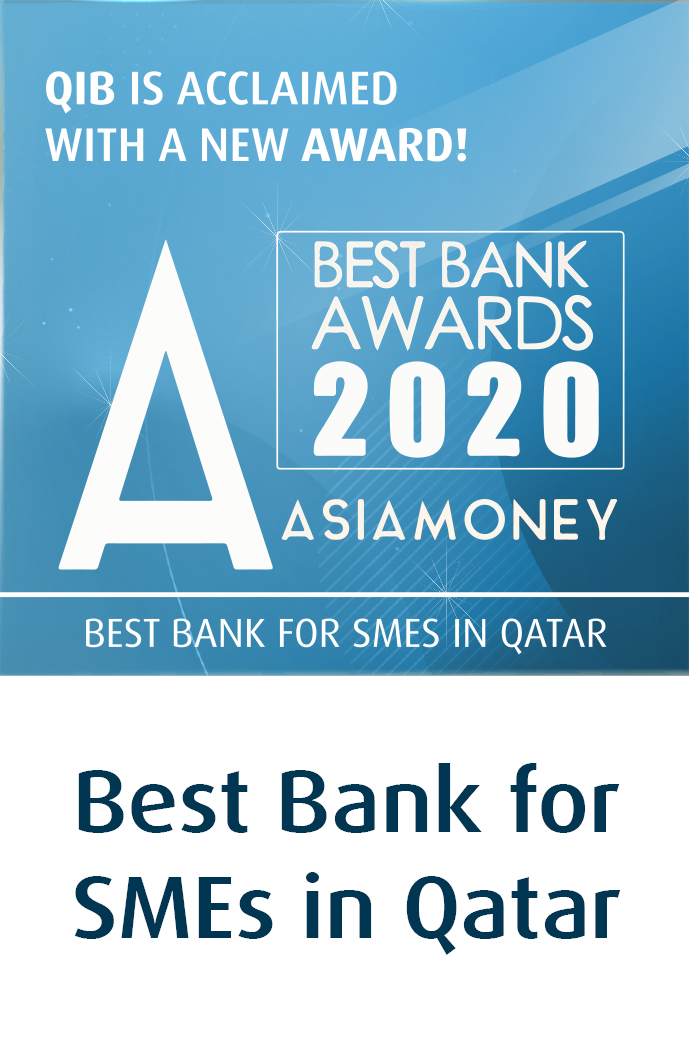 Best Bank for SMEs in Qatar2020