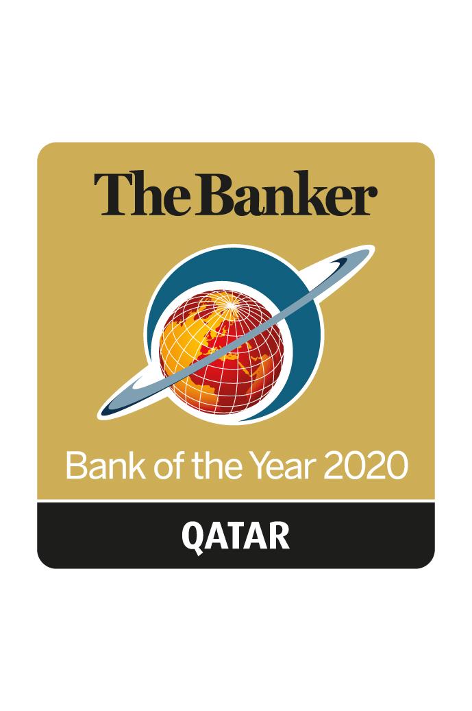 أفضل بنك للعام في قطر
